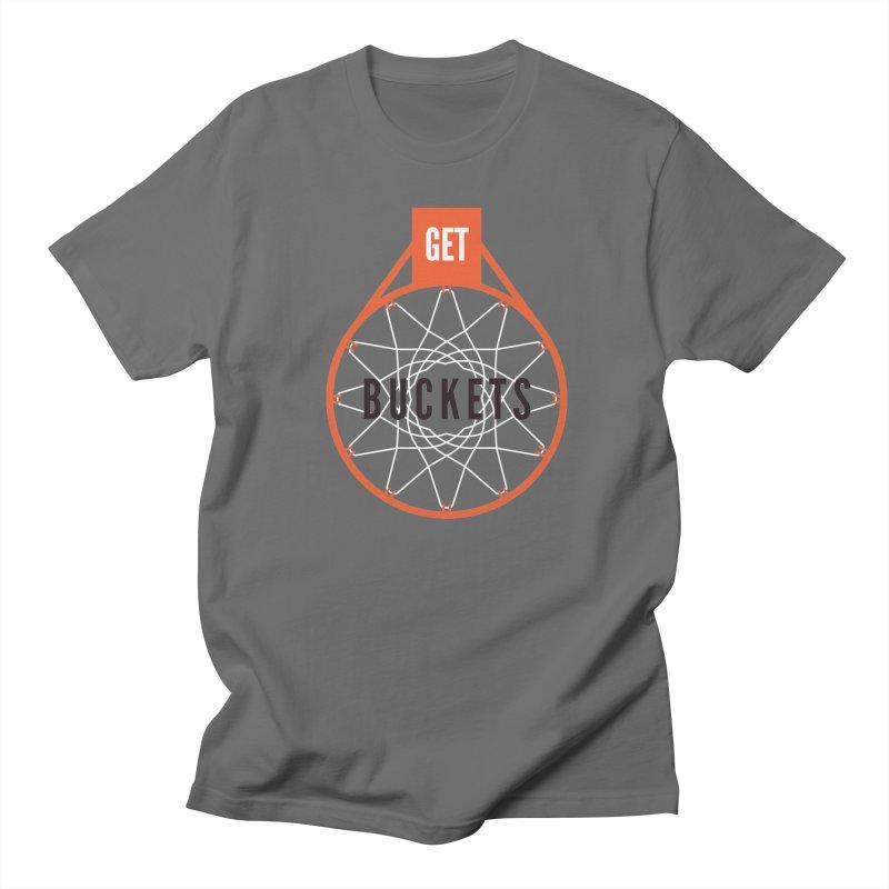 Get Buckets Women's T-Shirt by Shane Guymon