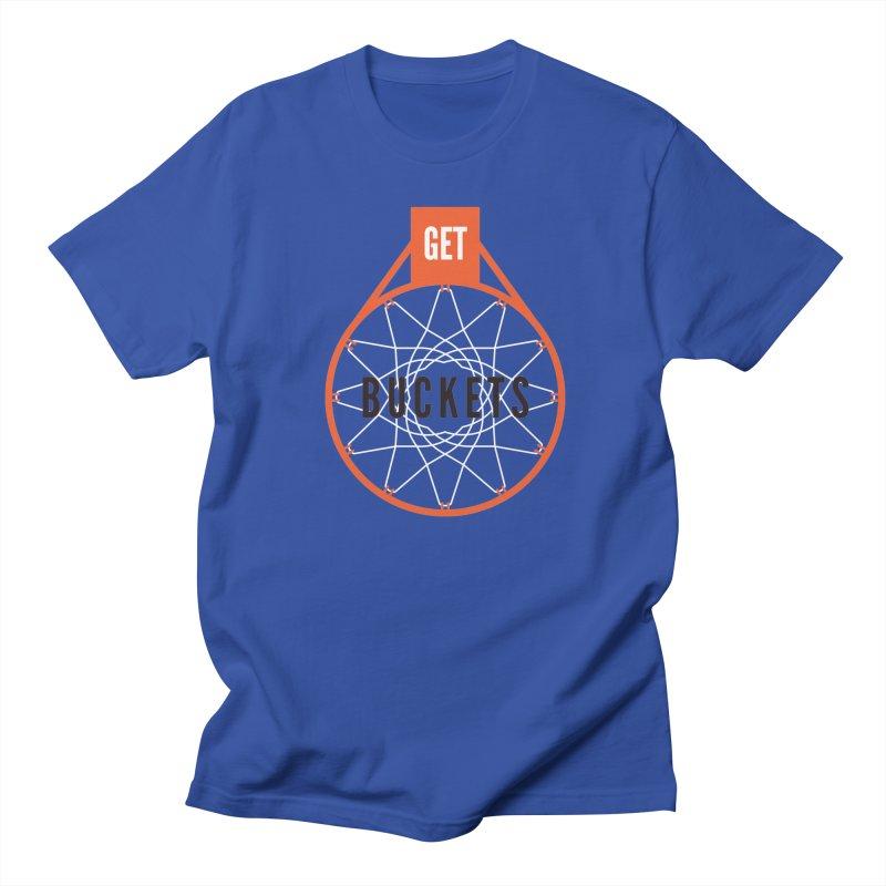 Get Buckets Men's Regular T-Shirt by Shane Guymon
