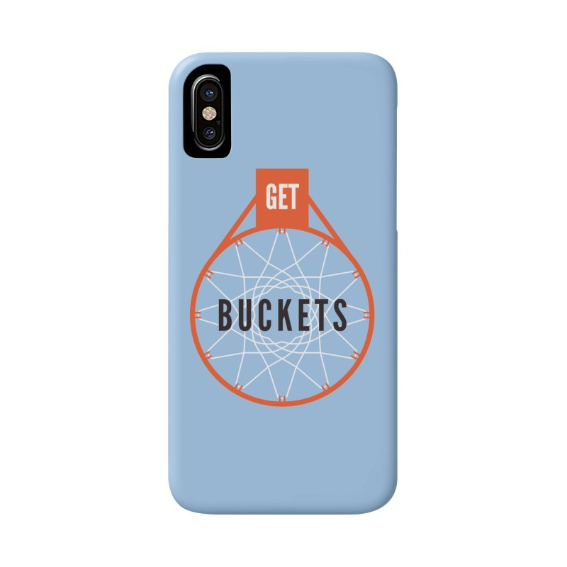 Get Buckets Accessories Phone Case by Shane Guymon