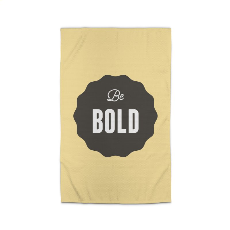 Be Bold Home Rug by Shane Guymon