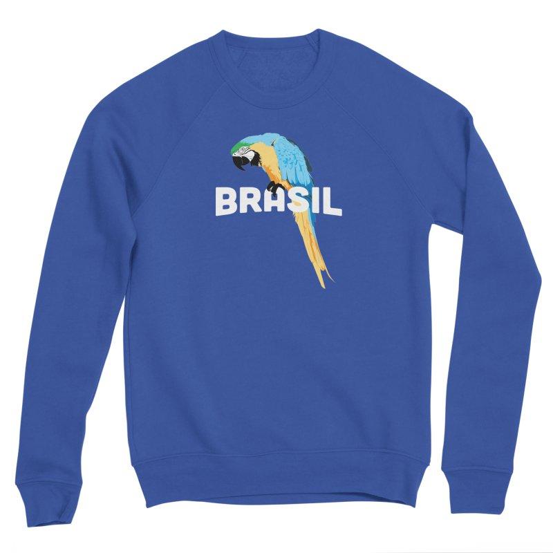 Parrot Men's Sweatshirt by Shane Guymon Shirt Shop