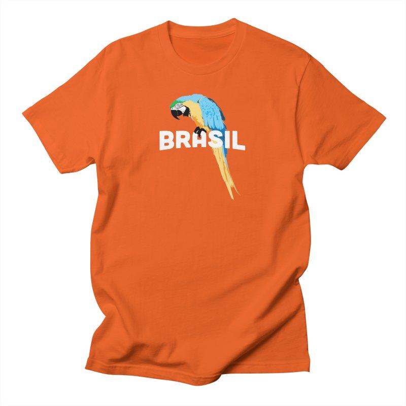 Parrot Men's T-Shirt by Shane Guymon Shirt Shop