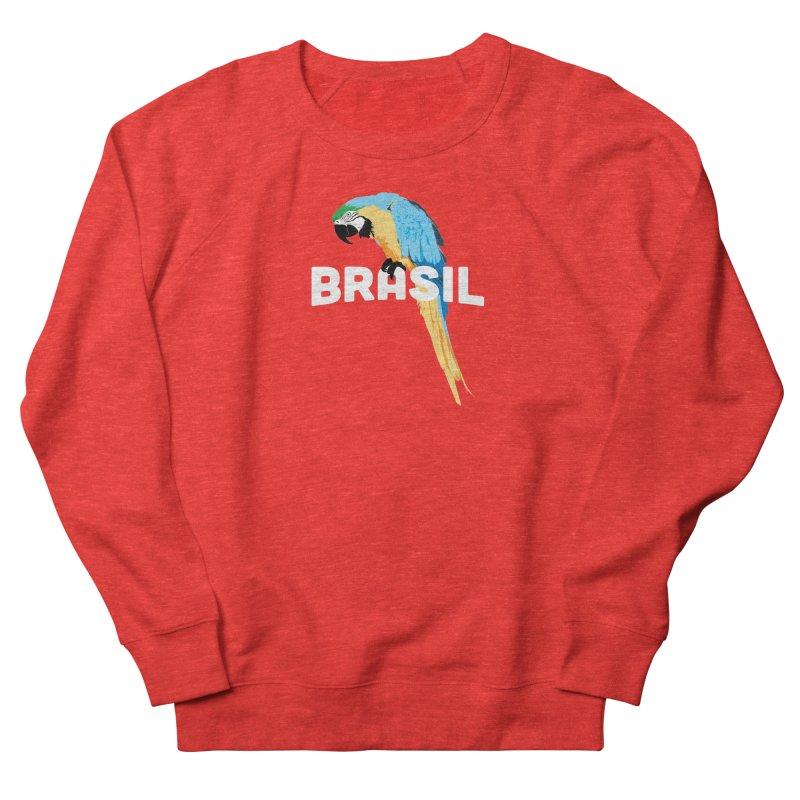 Parrot Women's Sweatshirt by Shane Guymon Shirt Shop