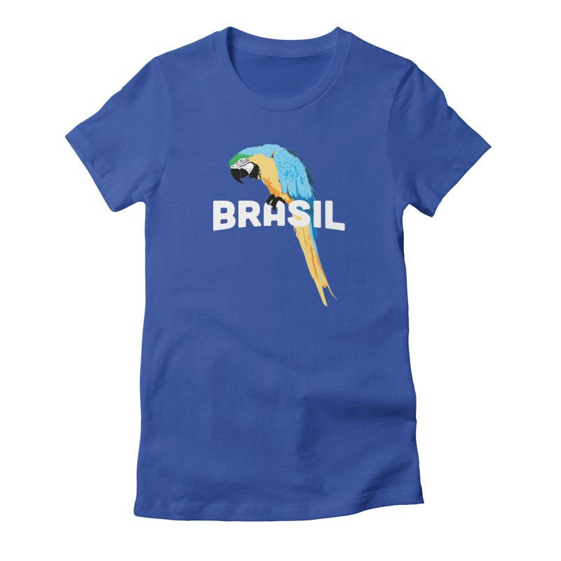 Parrot Women's T-Shirt by Shane Guymon Shirt Shop