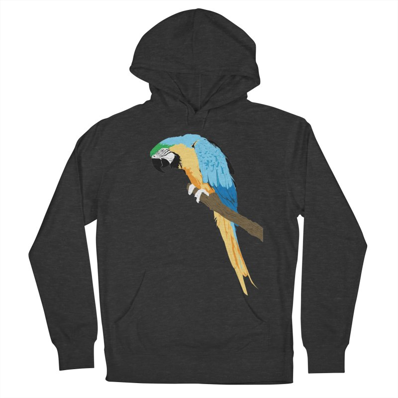Parrot Women's Pullover Hoody by Shane Guymon
