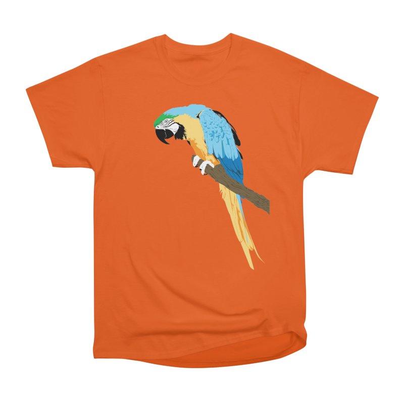 Parrot Men's Classic T-Shirt by Shane Guymon