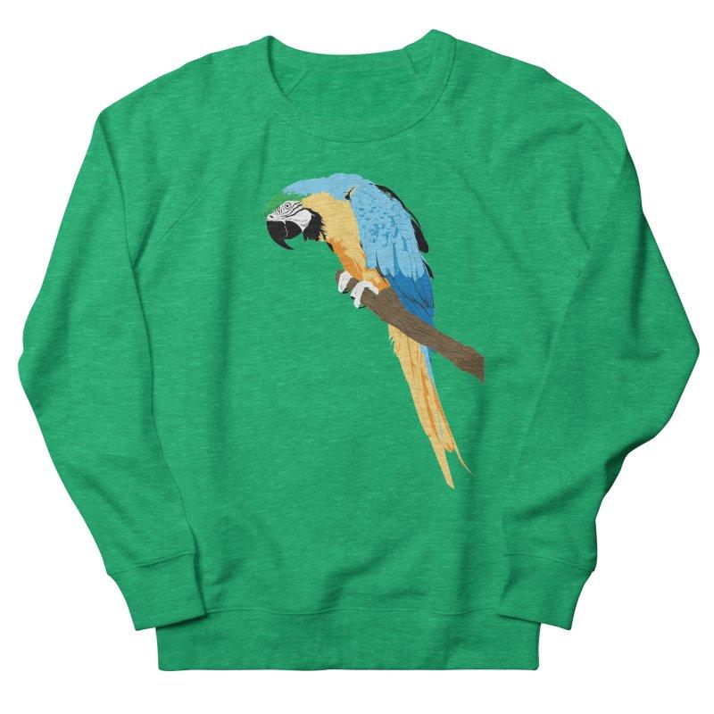Parrot Men's Sweatshirt by Shane Guymon