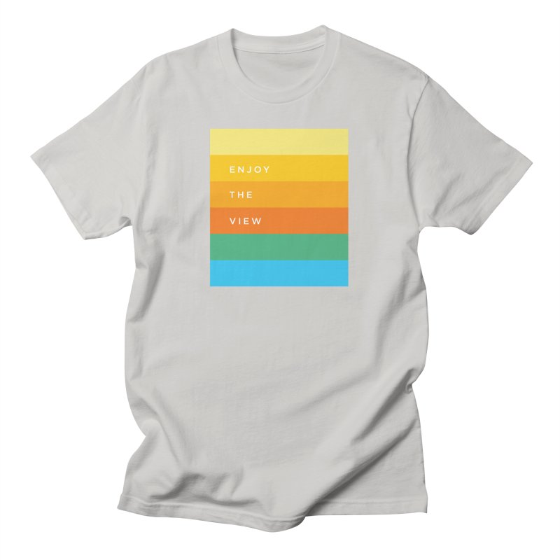 Enjoy the view Men's T-Shirt by Shane Guymon Shirt Shop