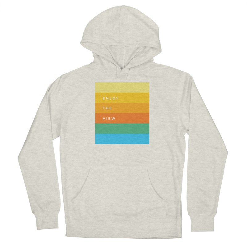 Enjoy the view Men's Pullover Hoody by Shane Guymon