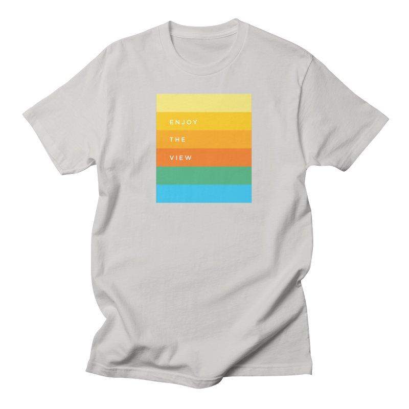 Enjoy the view Women's T-Shirt by Shane Guymon Shirt Shop