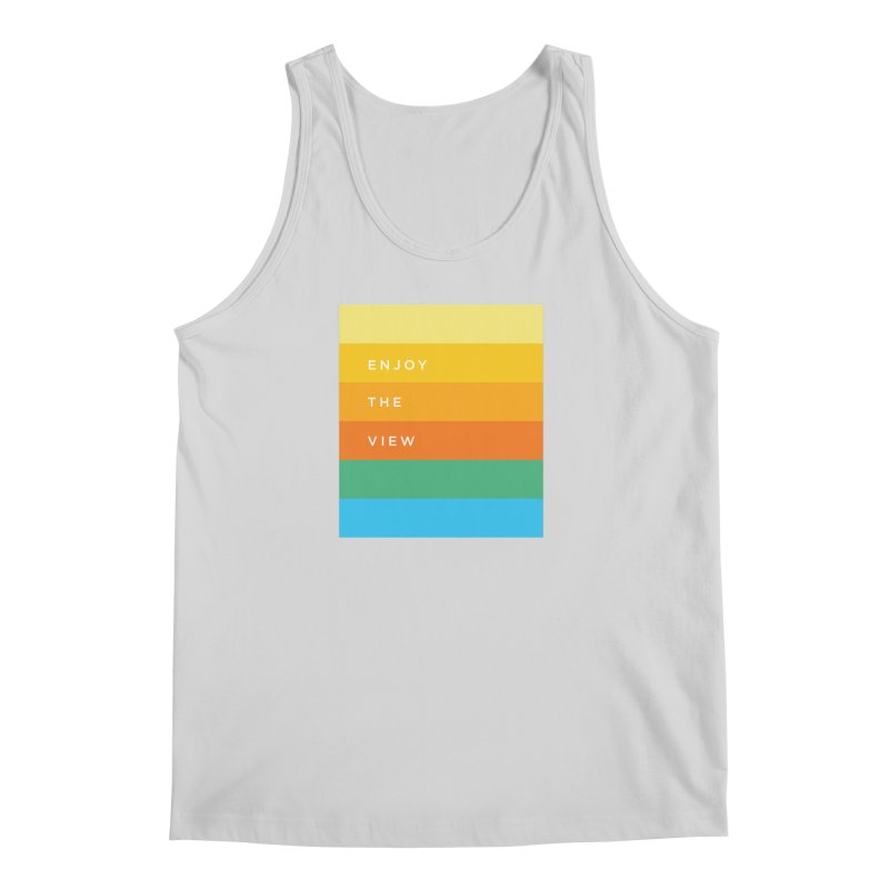 Enjoy the view Men's Regular Tank by Shane Guymon