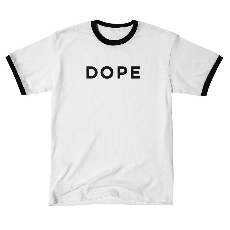 DOPE Men's T-Shirt by Shane Guymon Shirt Shop