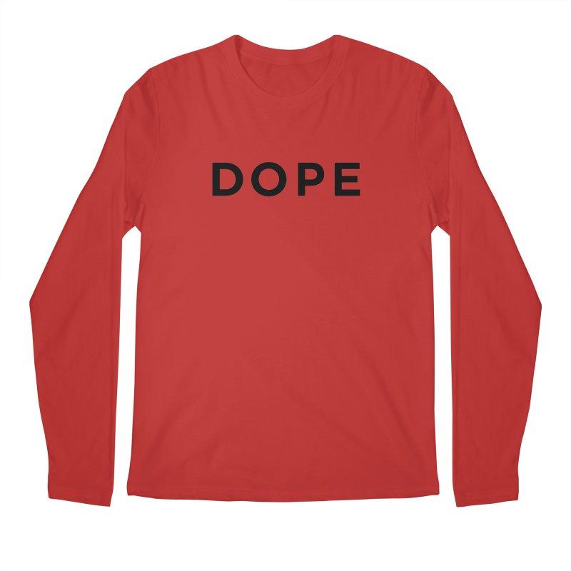 DOPE Men's Regular Longsleeve T-Shirt by Shane Guymon
