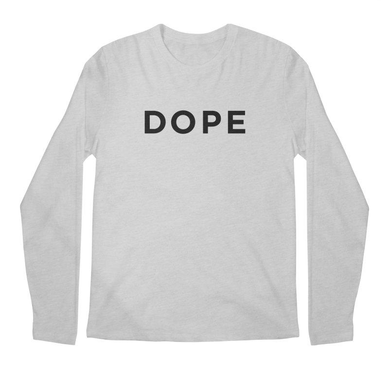 DOPE Men's Longsleeve T-Shirt by Shane Guymon Shirt Shop