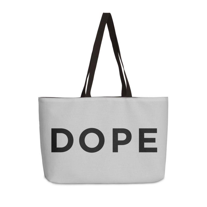 DOPE Accessories Weekender Bag Bag by Shane Guymon