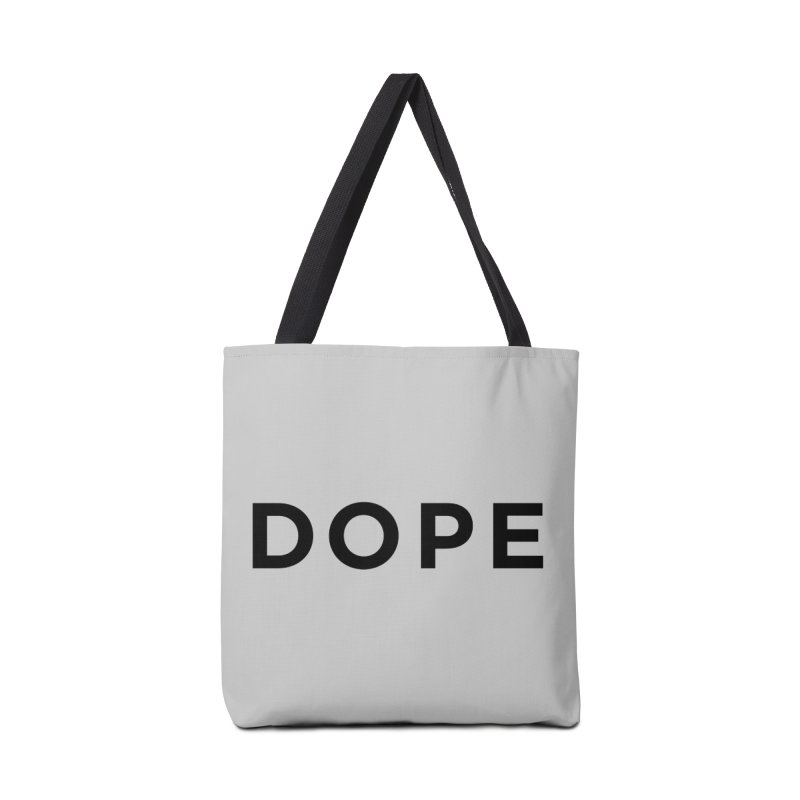 DOPE Accessories Tote Bag Bag by Shane Guymon