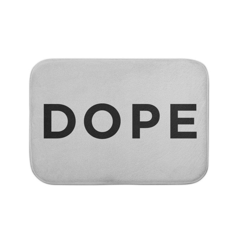 DOPE Home Bath Mat by Shane Guymon