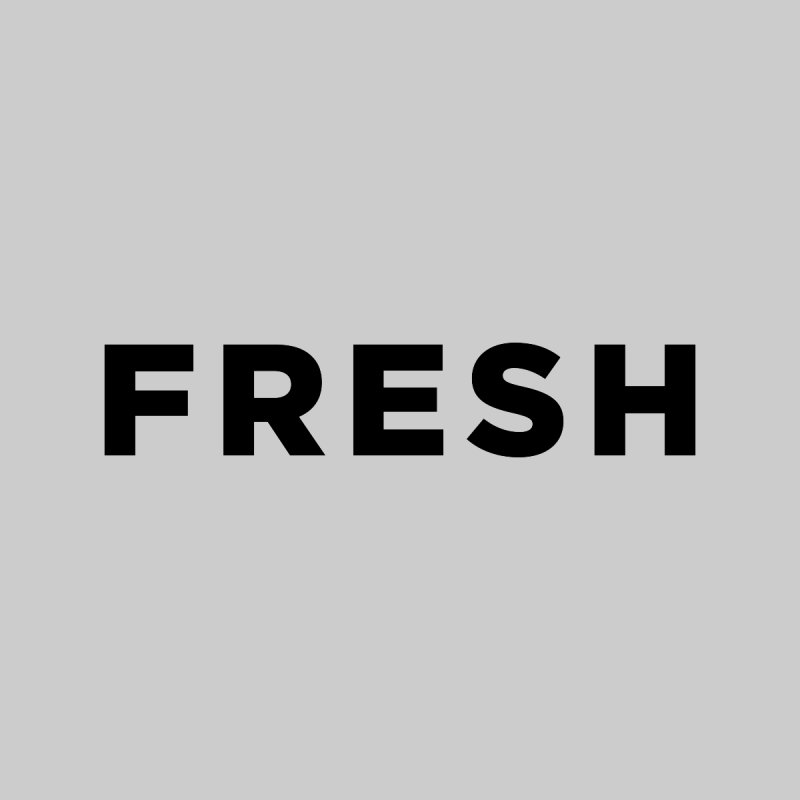 Fresh by Shane Guymon