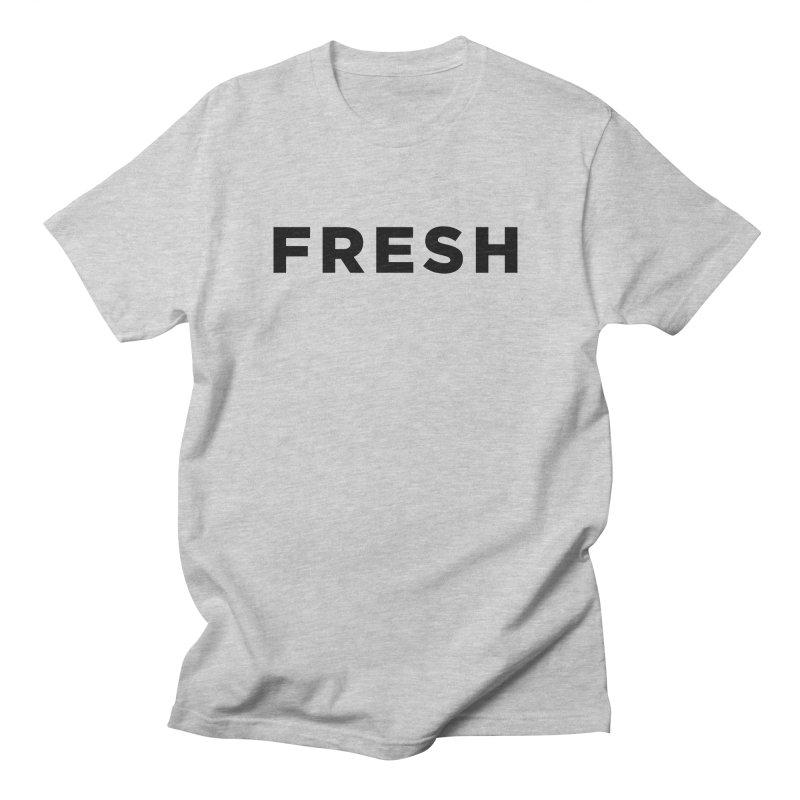 Fresh Men's T-Shirt by Shane Guymon Shirt Shop