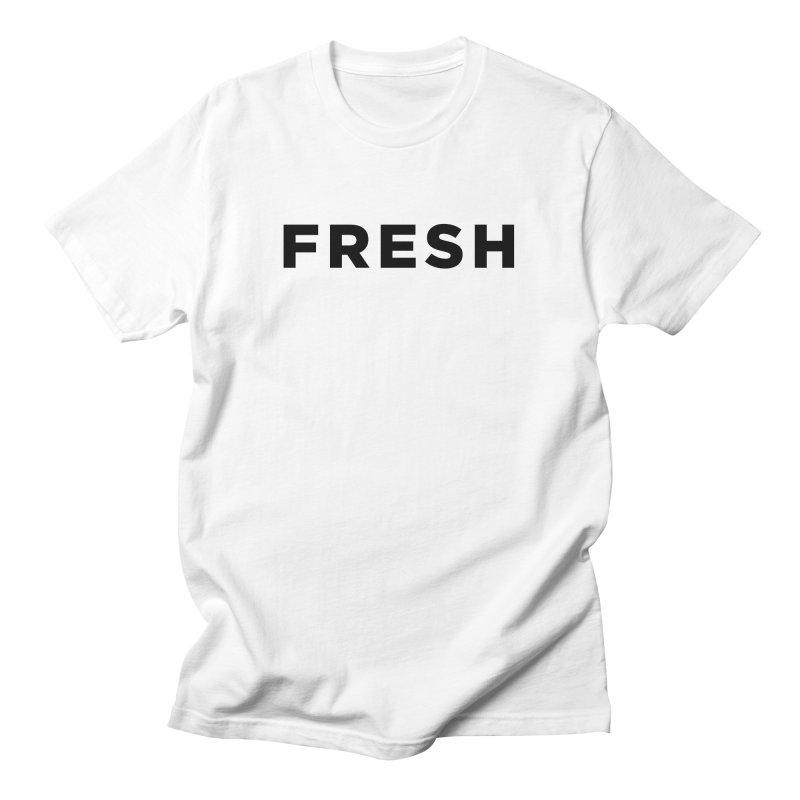 Fresh Men's Regular T-Shirt by Shane Guymon