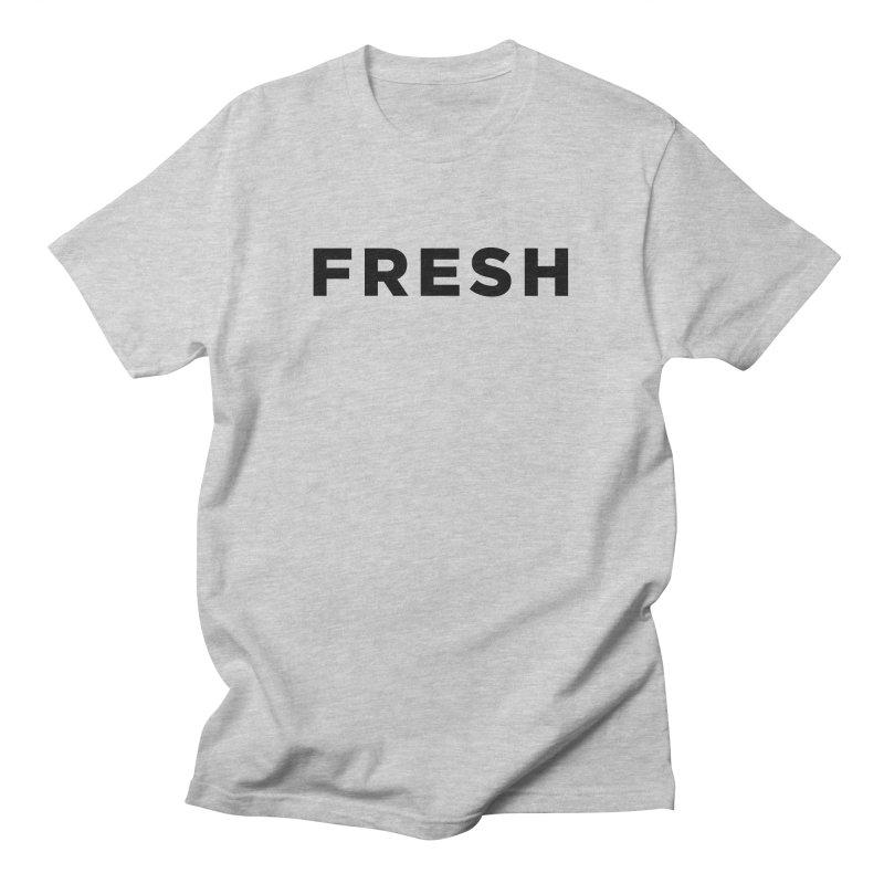 Fresh Women's Regular Unisex T-Shirt by Shane Guymon