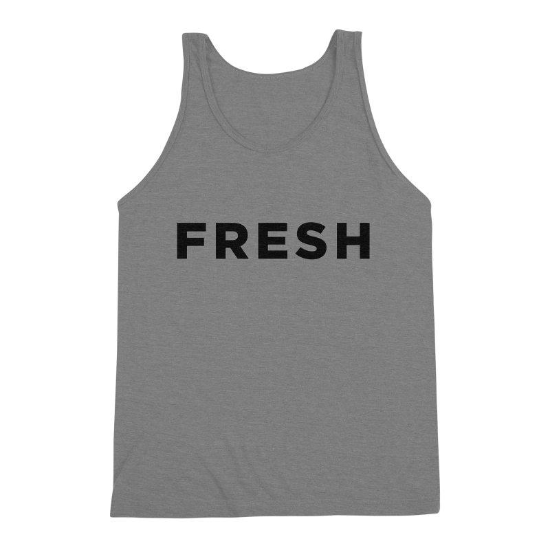 Fresh Men's Tank by Shane Guymon Shirt Shop