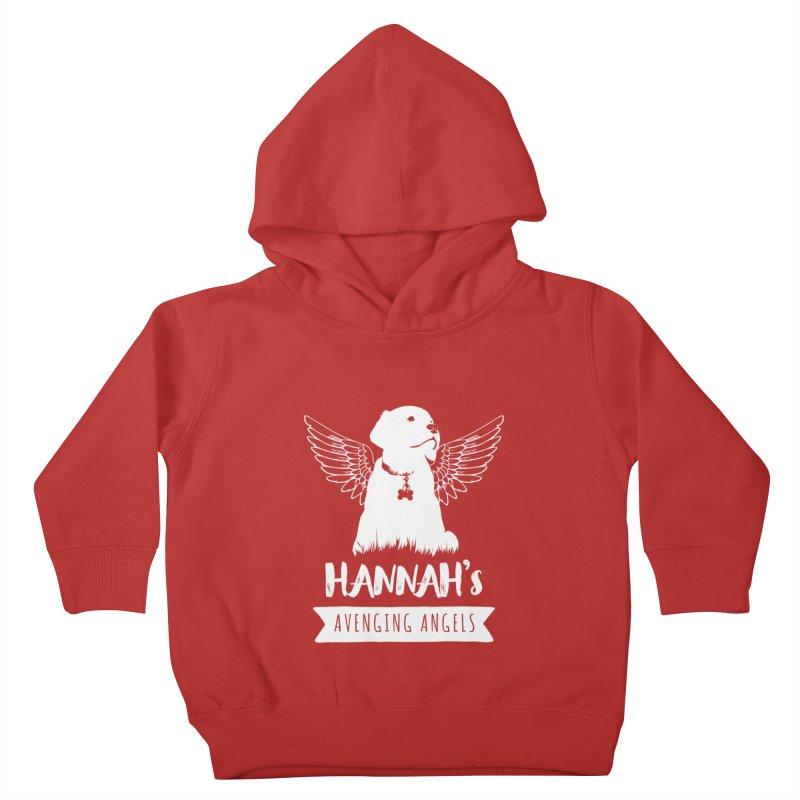 Hannah's Avenging Angels Kids Toddler Pullover Hoody by Shane Guymon
