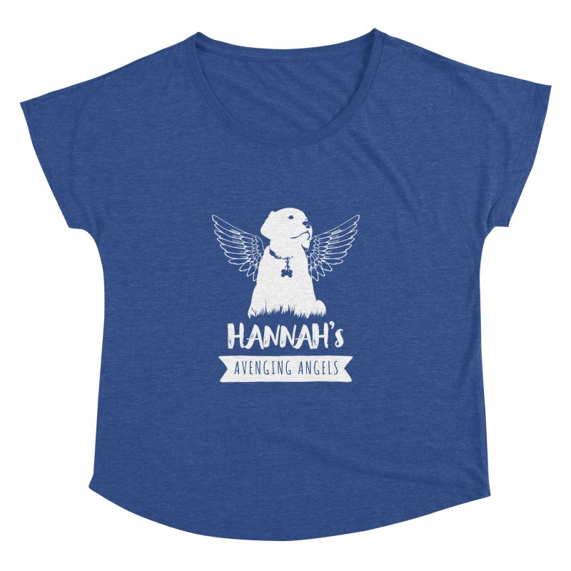 Hannah's Avenging Angels Women's Dolman by Shane Guymon