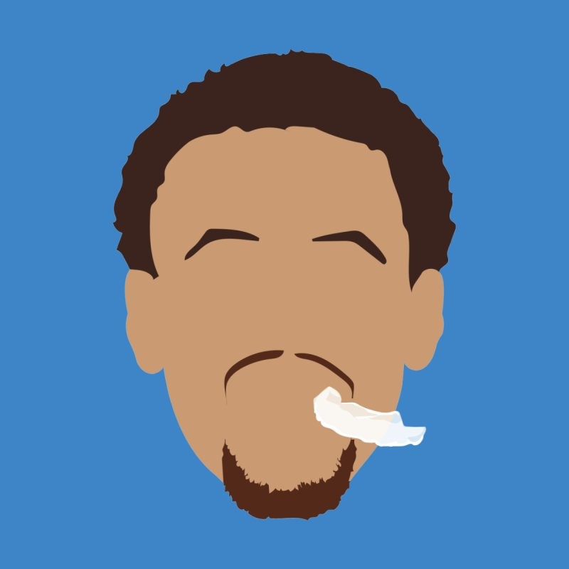 Steph Curry Head by Shane Guymon