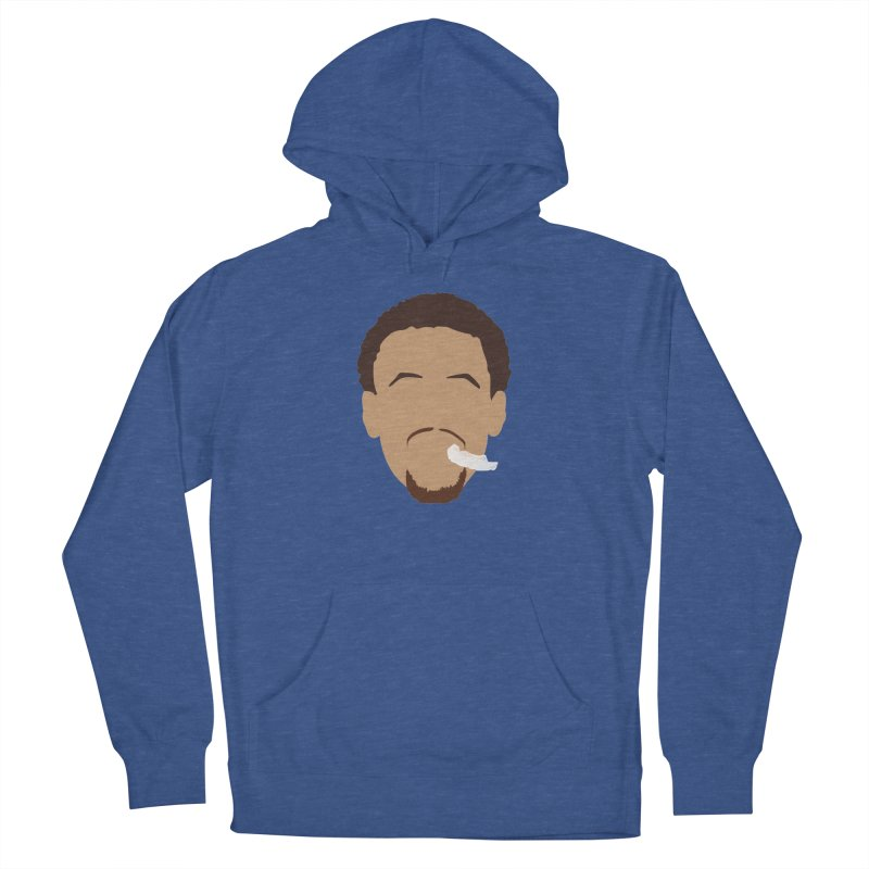 Steph Curry Head Men's Pullover Hoody by Shane Guymon Shirt Shop