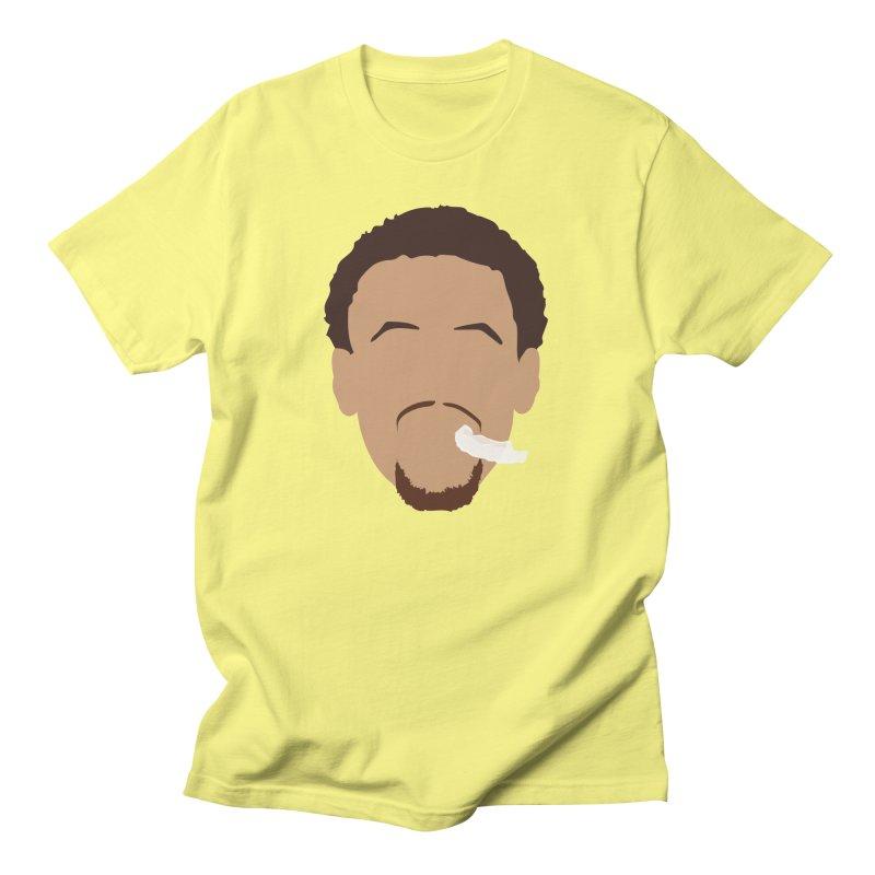 Steph Curry Head Men's T-Shirt by Shane Guymon Shirt Shop