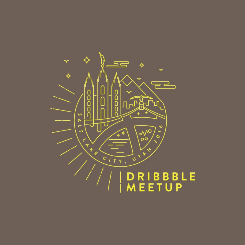 PDAU Dribbble Meetup by Shane Guymon