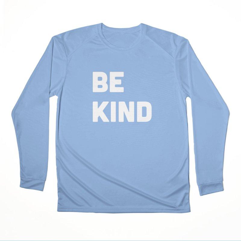 Be Kind Men's Longsleeve T-Shirt by Shane Guymon Shirt Shop