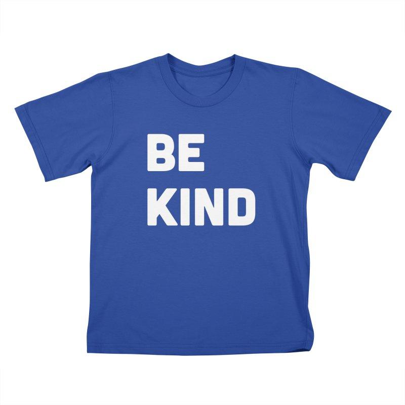 Be Kind Kids T-Shirt by Shane Guymon