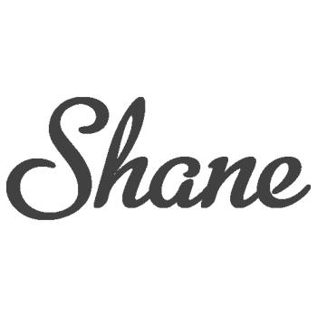 Shane Guymon Shirt Shop Logo