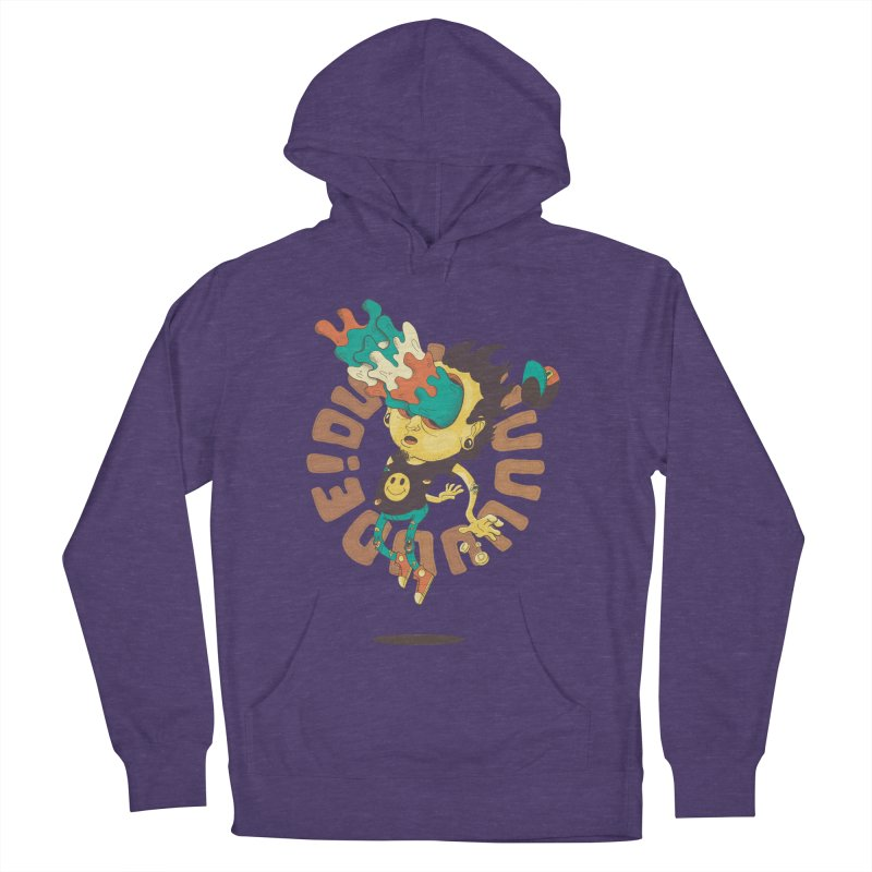 Acid Eyes Men's Pullover Hoody by Shannon's Stuff