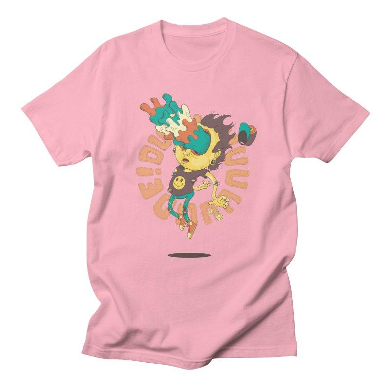Acid Eyes Men's T-Shirt by Shannon's Stuff