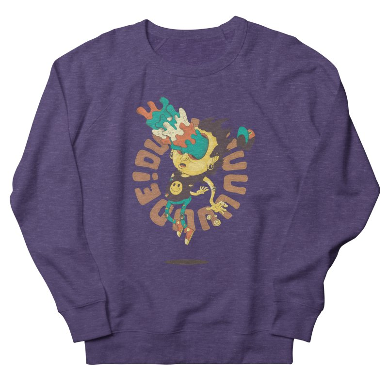 Acid Eyes Women's Sweatshirt by Shannon's Stuff