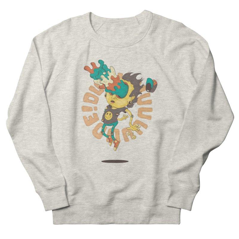 Acid Eyes Women's Sweatshirt by Shannon's Stuff