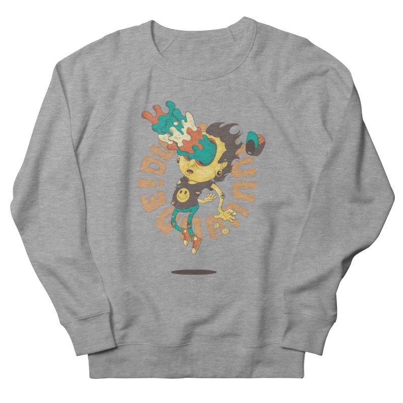 Acid Eyes Men's Sweatshirt by Shannon's Stuff