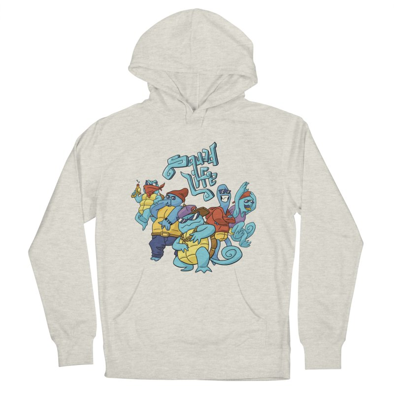 Squad Life Men's Pullover Hoody by Shannon's Stuff