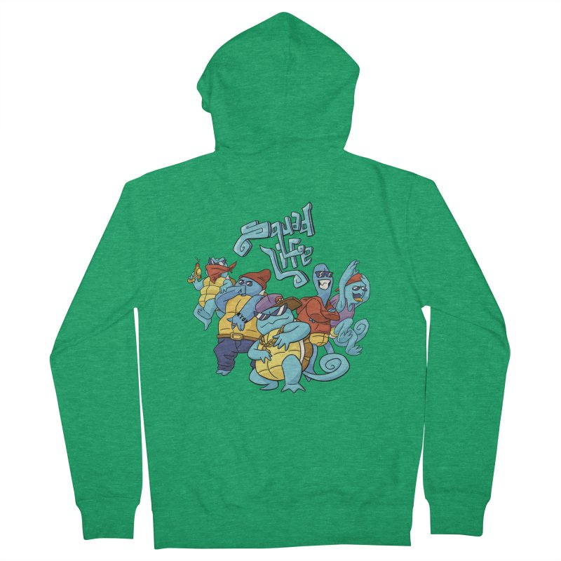 Squad Life Women's Zip-Up Hoody by Shannon's Stuff