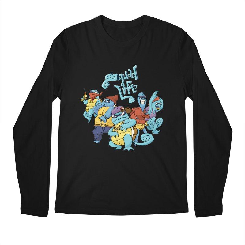 Squad Life Men's Longsleeve T-Shirt by Shannon's Stuff
