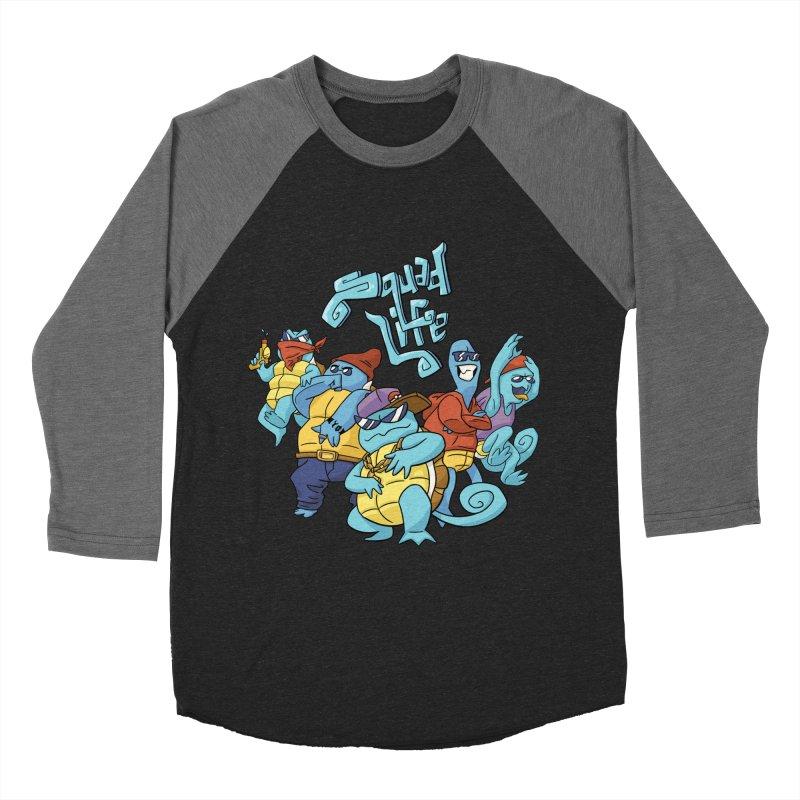Squad Life Men's Baseball Triblend T-Shirt by Shannon's Stuff