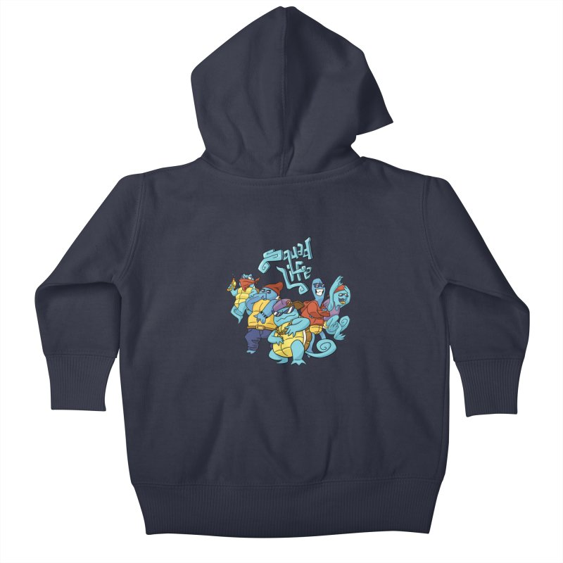 Squad Life Kids Baby Zip-Up Hoody by Shannon's Stuff
