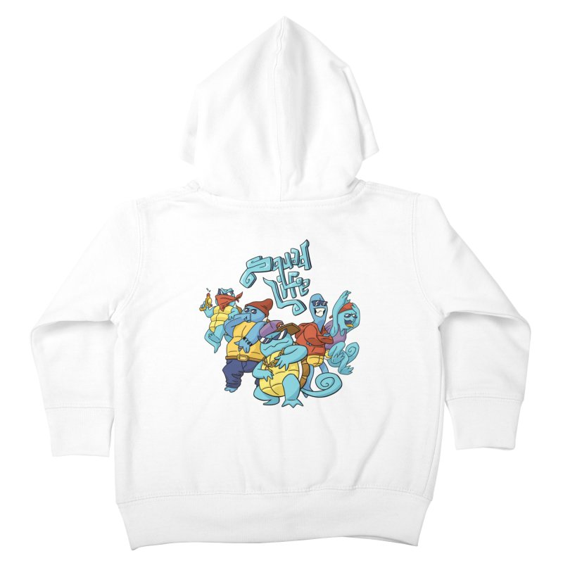 Squad Life Kids Toddler Zip-Up Hoody by Shannon's Stuff