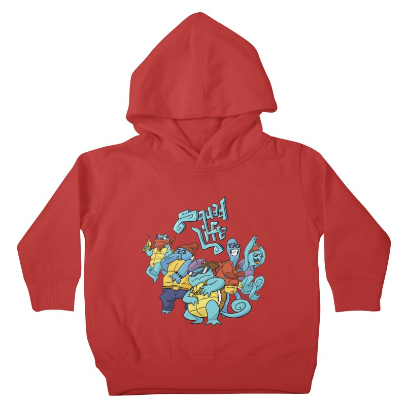 Squad Life Kids Toddler Pullover Hoody by Shannon's Stuff