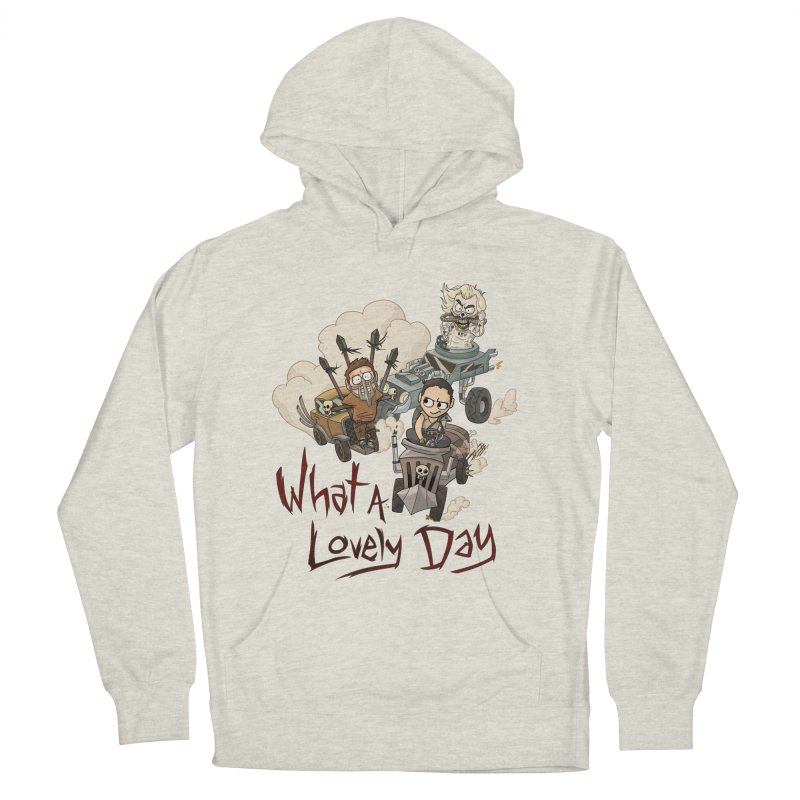 What a Lovely Day Women's Pullover Hoody by Shannon's Stuff