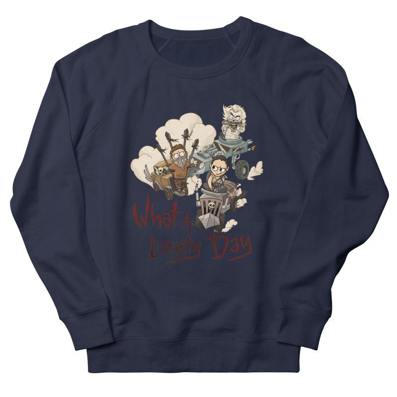 What a Lovely Day Men's Sweatshirt by Shannon's Stuff