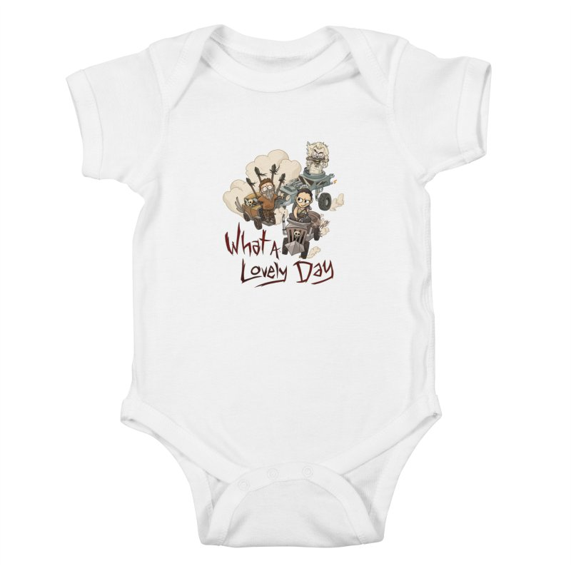What a Lovely Day Kids Baby Bodysuit by Shannon's Stuff